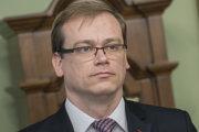 Predseda Matice slovenskej Marián Gešper.