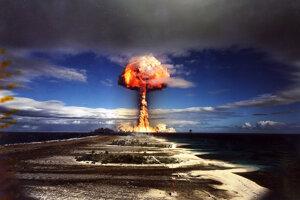 Licorne sa odohral 3. júla 1970 na koralovom atole Fangataufa, ktorý patrí k Francúzskej Polynézii.