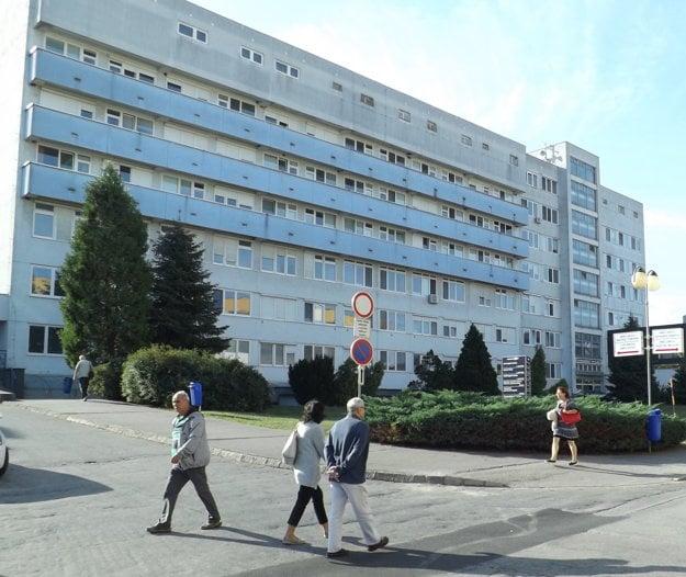 Heliport bude na streche chirurgického pavilónu, v časti smerom k Rázusovej ulici.