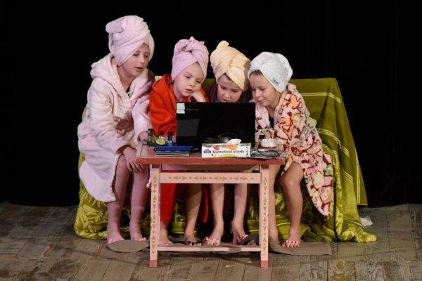 Deti z Podkoníc patria k najlepším detským súborom na Slovensku.
