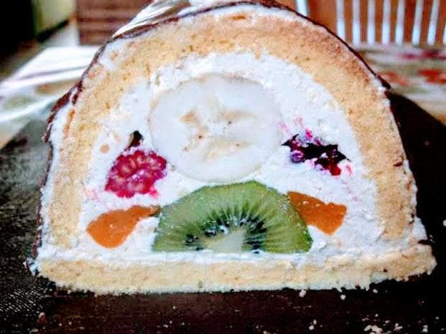 Ovocný tunel