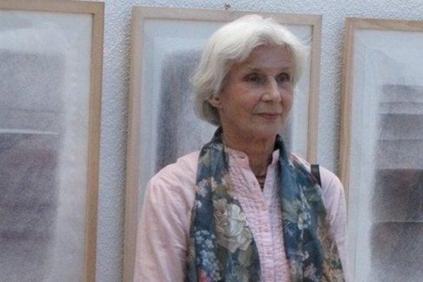 Blanka Votavová (5. apríla 1933 - 18. mája 2018)