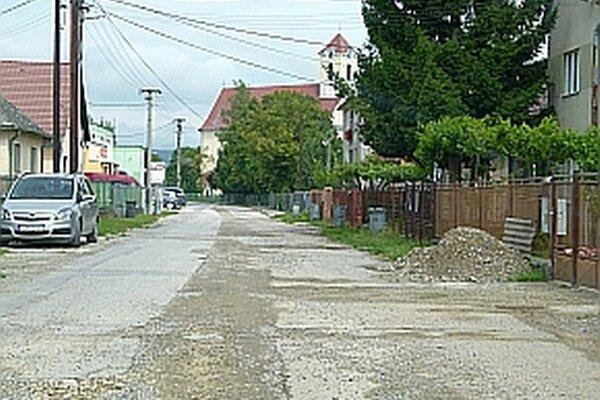 Školská ulica