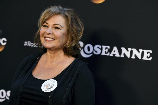 Komička Roseanne Barrová.