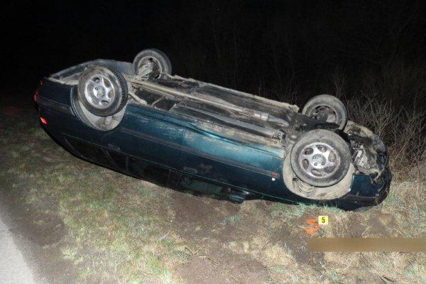 Vodič bol opitý.