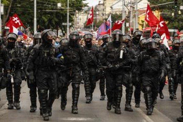 Po proteste v Bratislave, nasleduje protest v Žiline.