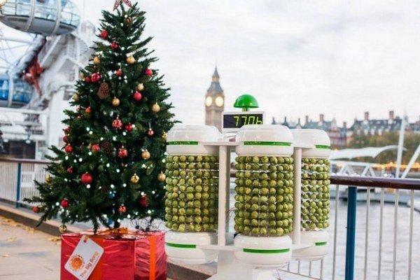 Mnoho Slovákov trávi Vianoce v Londýne.