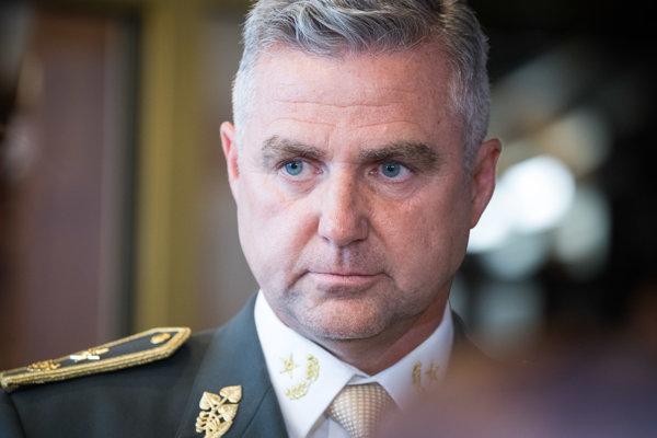 Tibor Gašpar, bývalý policajný prezident.