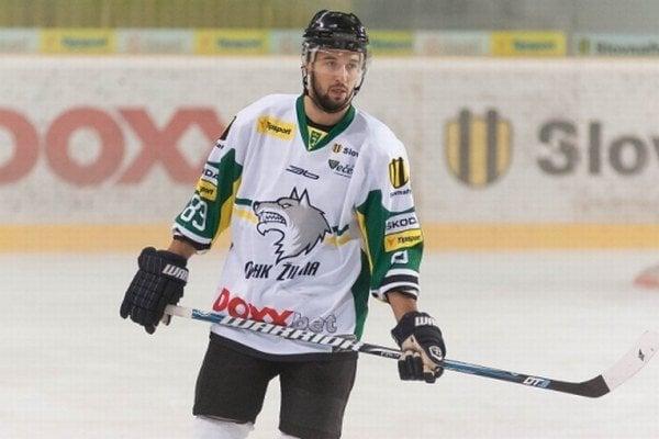Filip Novák odohral za Žilinu 20 zápasov.