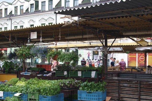 Žilinské trhovisko