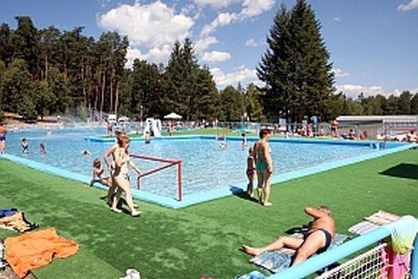 Bazén Ilavčanom chýba.