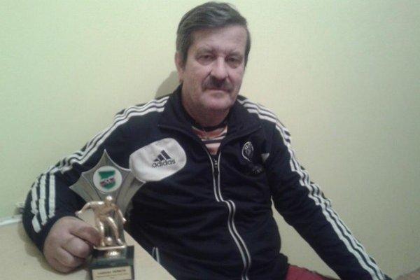 Ladislav Németh je neodmysliteľnou súčasťou ženského futbalu v Žiline.