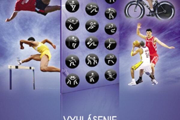 Mená športovcov roka 2011 sa dozvieme 20. februára