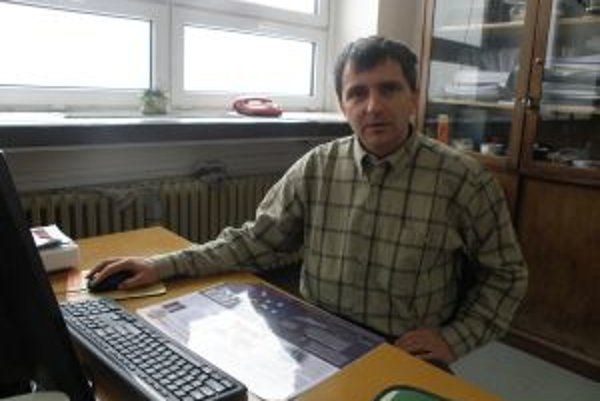 Fyzik Ivan Melo pracuje na Katedre fyziky Elektrotechnickej fakulty Žilinskej univerzity