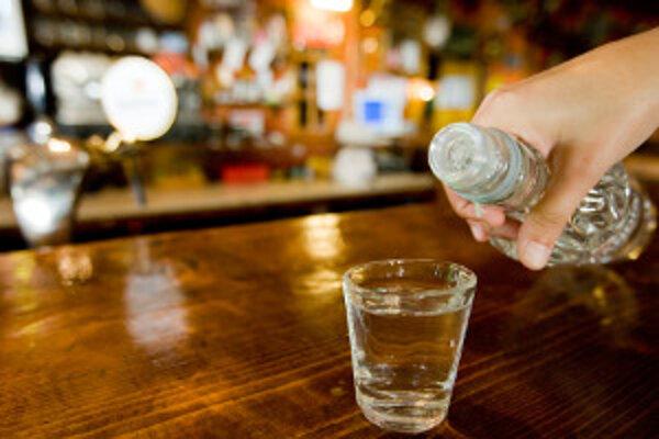 Alkohol a šoférovanie nejdú k sebe.