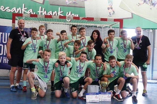 Najmladší majstri. Prešovčania vyhrali vStupave otvorený medzinárodný šampionát.