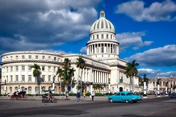Havana, Kuba.