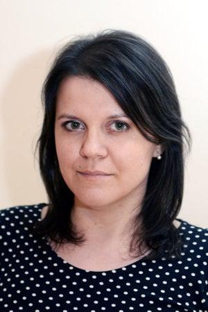 Jana Ježíková, riaditeľka odboru zdravotníctva Bratislavského samosprávneho kraja