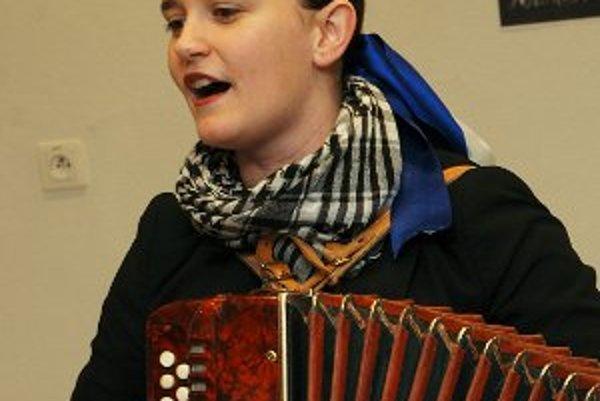 Autorka výstavy Zuzana Gacíková.