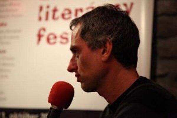 Žilinský literárny festival minulý rok.
