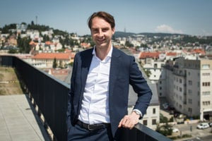 Výkonný riaditeľ Cresco Group Ján Krnáč významný prepad vpredaji bytov nepredpokladá.