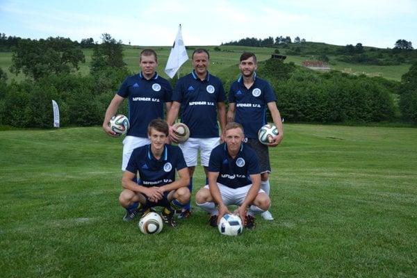 Footgolf club Domaniža.