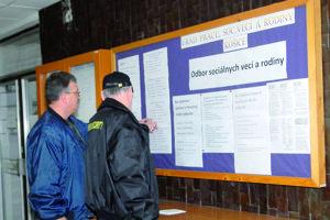 Nezamestnanosť má pomôcť znížiť aj projekt REPAS.