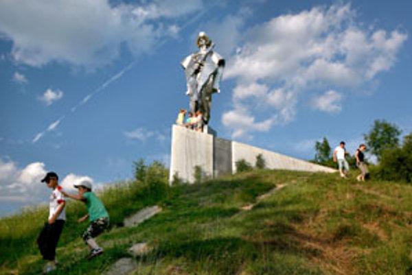 Zbojnícky kapitán z Terchovej zaujal mnohých umelcov zo zahraničia.