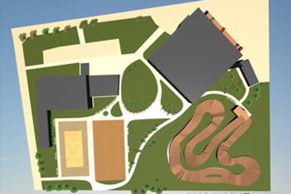Pri základnej škole chcú vytvoriť šprtovo-rekreačný areál.
