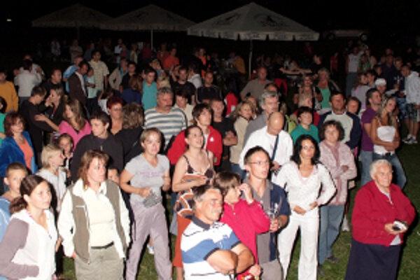 Na Bytčianskom kultúrnom lete sa ľudia dobre zabávali.