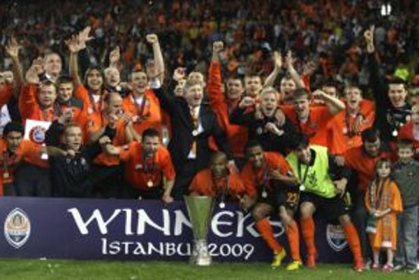So Žiliny môže prísť aj posledný víťaz Pohára UEFA Šachťor Doneck.