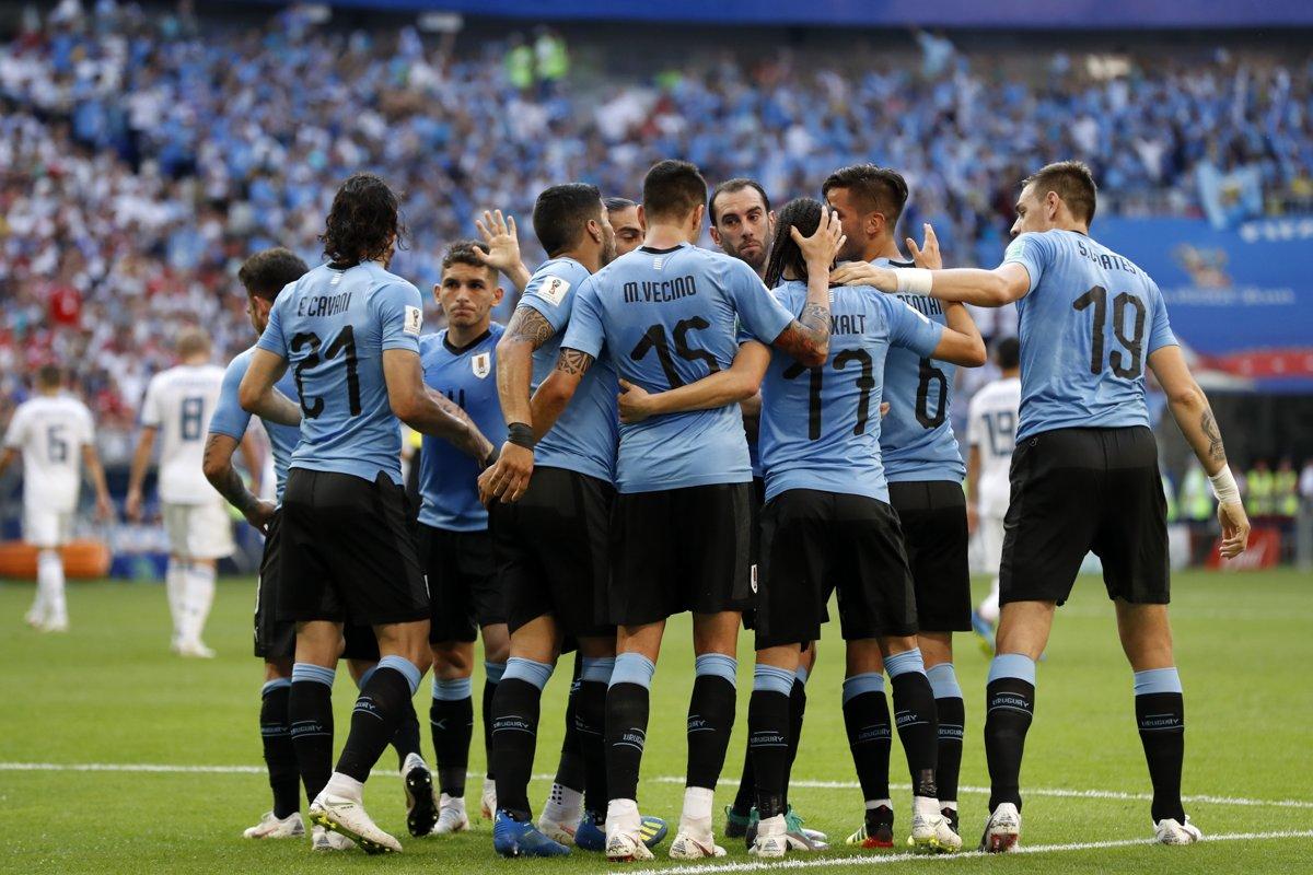 21870911a2cba Uruguaj : Rusko - Online prenos - MS vo futbale 2018 - Šport SME