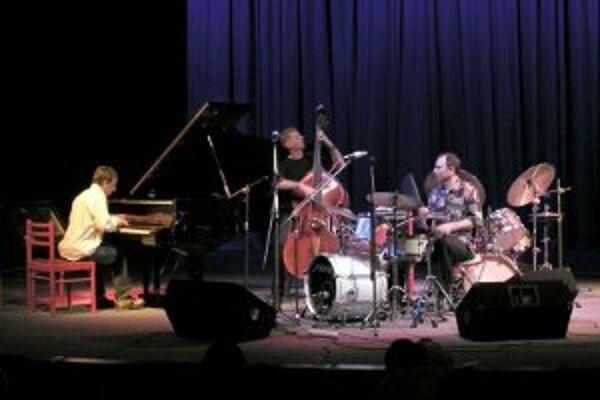 Jazzové AMC Trio.