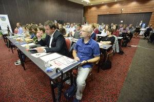 Diskusné podujatie Smart Cities v Trnave.