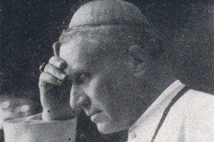 Jasovský prepošt a predseda košického Skrášľovacieho spolku – Takács Menyhért.