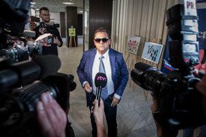 27. jún 2018. Súdne pojednávanie s Mariánom Kočnerom a Pavlom Ruskom na Najvyššom súde.