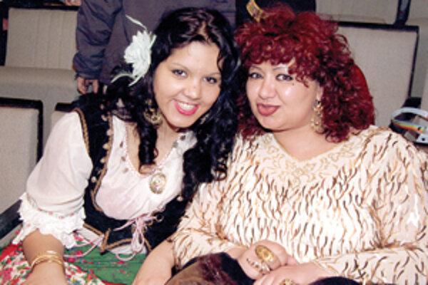 Ingrid Rácová so svojou dcérou, tiež Ingrid (16).