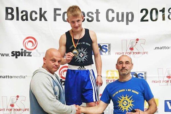 Zľava Peter Martinec, Lukáš Fernéza a Viktor Maier.