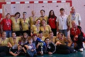 Čerstvé majsterky Slovenska z Bytče so zlatými medailami.