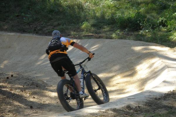 Turzov flow trail prevetrali prví cyklisti.