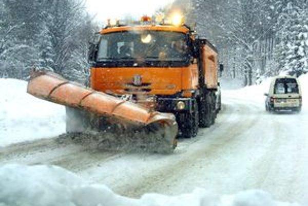 Cestárom v kraji začala zimná časť práce.