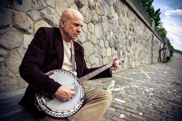 Ivan Mládek príde na Country fest so svojim Banjo Bandom.