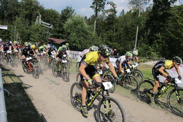 ŠK Topoľčianky zorganizoval prestížne cyklistické podujatie.