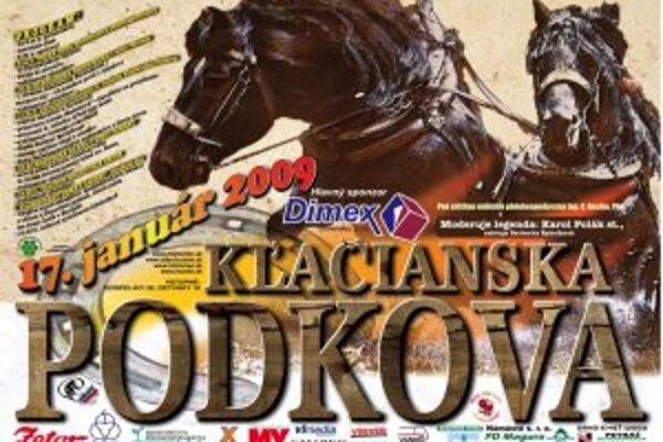 Je tu ďalší ročník Kľačianskej Podkovy.