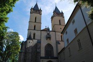 Kláštor v Hronskom Beňadiku navštevujú aj zahraniční turisti.