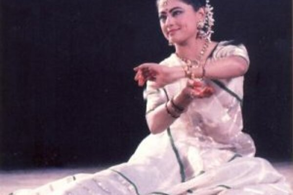 Večer indického tanca.