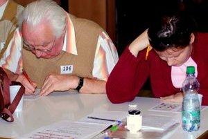 Sudoku môžu riešiť všetky vekové kategórie.
