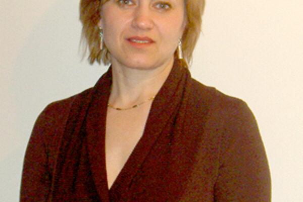 Anna Chrastinová žije v Kanade už trinásť rokov.