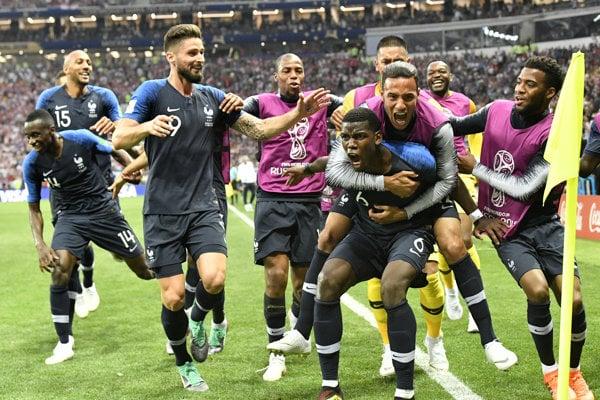 Francúzska radosť.