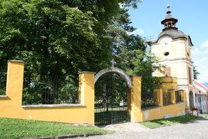 Biskupská záhrada a hodinová veža, Spišská Kapitula
